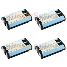 4x Rechargeable Home Phone Battery for Panasonic HHR-P104 HHR-P104A/1B Type 29