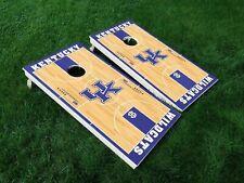VINYL WRAPS Cornhole Board DECALS UofK University of Kentucky Bag Game Stickers