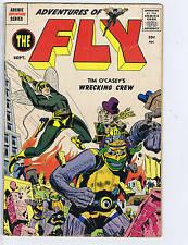 Adventures of the Fly #2 Archie Pub  1959