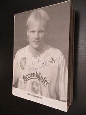 57471 Dirk Spannuth TSV Havelse original signierte Autogrammkarte