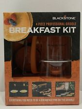 Breakfast Tools Kit for Pancakes Eggs Bacons Signature Accessories Grill Griddle