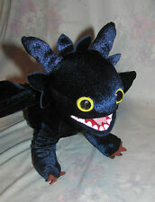 """Dreamworks How to Train Your Dragon Toothless Plush Arena Spectacular 24"""" long"""