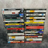 Huge PC Game Bundle Job Lot Collection Selection x50 Mixed Genres