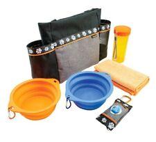 Nib Pet Travel Kit Simple Pet 6 Pieces Organizer Pack Go Carry All Dog Bag Hike
