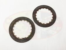 Clutch Friction Plates for AJS DD50-E Cruiser 50cc Motorcycle 139FMB