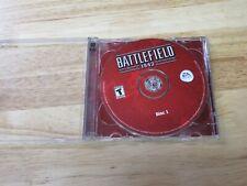 Battlefield 1942 PC 2 disks in jewel case