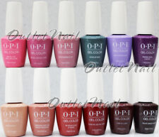 OPI GelColor PERU Fall Collection SET 12 Gel Polish GC P30 to P41 + Free Gift