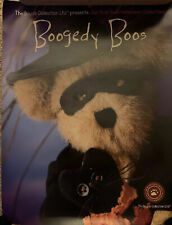"""Boyds Collection Dealer Advertising Poster """"Boogedy Boos�"""