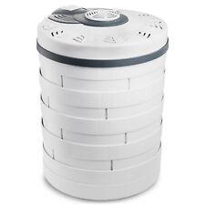 Luvele Biltong Maker Hybrid Food Dehydrator 400W Beef Jerky Maker Fruit Dryer