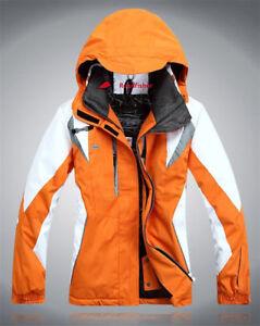 Women's Warm Winter Coat Waterproof Ski Suits Jacket Snowboard Snow Tops Sports