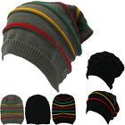 Beanie Hat warm Braided Knit Beret Cap winter baggy Crochet Ski Beanies Caps NEW