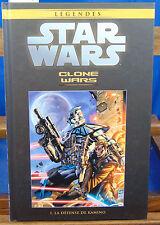 Wood Stars Wars. Clone Wars I : La défense de Kamino...