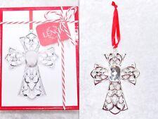 Lenox Bejeweled Cross Ornament Religious Home Wall Decor xmas tree decor 890668