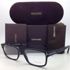 New TOM FORD Eyeglasses TF 5313 002 55-17 Matte to Shiny Black Fade Frame w/Demo