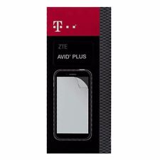 T-Mobile Anti-Scratch Screen Protector 2 Pack for ZTE Avid Plus