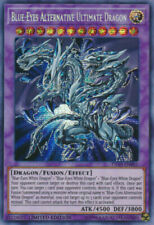 *** BLUE-EYES ALTERNATIVE ULTIMATE DRAGON *** SECRET RARE TN19-EN001 YUGIOH!