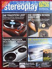 Stereoplay 7/05, Logan Summit contre b&w N 801 D, JBL Project k2, PV 1, Naim N Sub,