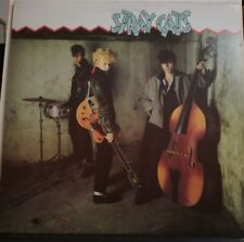 STRAY CATS - STRAY CATS- MINT PRIMA STAMPA 1981