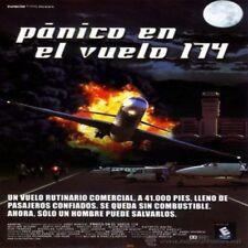 PANICO EN EL VUELO 174 [DVD]