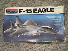 Lot Of 2 Monogram 1/48 Model Kits F-15 Eagle No 5801 & Black Widow P-6I No 7546