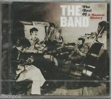 THE BAND - The best of A musical history - CD + DVD 2007 SIGILLATO SEALED