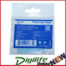 Arctic Thermal Cooling Pad 50mm x 50mm x 1mm High Performance Gap Filler