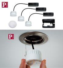 PAULMANN LED-Modul Coin für Einbauleuchten Satin 3x6,8W Tageslicht UVP 57,95€