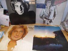 barry manilow one voice barry even now manilow magic  job lot LP Vinyl