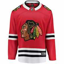 Fanatics Chicago Blackhawks Breakaway Adult Home Jersey