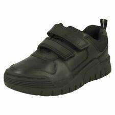 Boys Clarks Bumper Toe School Shoes 'Scooter Speed'