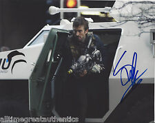SHARLTO COPLEY HAND SIGNED DISTRICT 9 8X10 PHOTO w/COA CHAPPIE ELYSIUM A-TEAM
