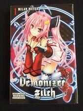 DEMONIZER ZILCH 01- MATRA, MILAN - NEW PAPERBACK Comic