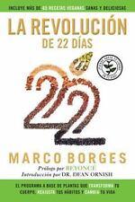La revolución de 22 días: El programa a base de plantas que TRANSFORMA tu