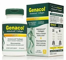 Genacol Plus 2-in-1 Glucosamine and Collagen Joint Relief Supplements - Preorder