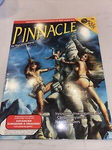 Role Aids AD&D Pinnacle by Dan Greenburg #735