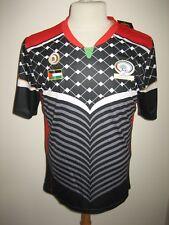 Palestine away rare football shirt soccer jersey maillot trikot camiseta size L