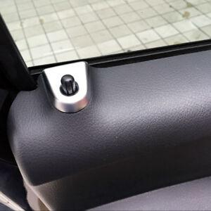 Innen matte Tür Lock Pins Verkleidung 2 für Mercedes-Benz Vito W447 2014 - 2021