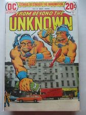From Beyond the Unknown (1969-1973) #22 VF+