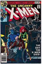 X-Men #114 VF 8.0 The Day The X-Men Died John Byrne Art!