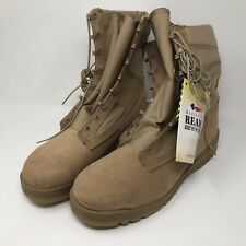 Belleville 300 DES ST Hot Weather Steel Toe Military Boot Men's 12.5 R NIB