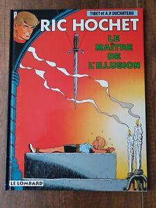 RIC HOCHET 52 - EO - Le maître de l'illusion - 1993 NEUF