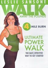 Leslie Sansone -Walk Away the Pounds ULTIMATE POWER WALK (DVD) workout lose fat