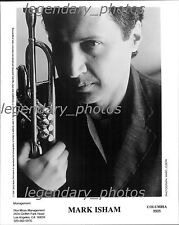 Mark Isham Columbia Records Original Press Photo