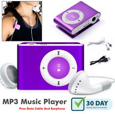 Mini Practical USB Clip MP3 Music Player Micro LCD Music Media UK STOCK