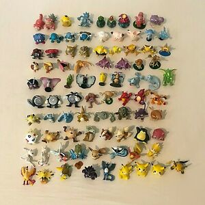 "Pokemon CHOICE of Nintendo TOMY 2"" Battle Figures Vintage Assorted Collection"