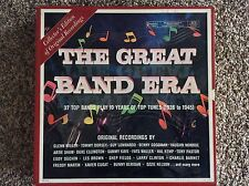 The Great Band Era Readers Digest 33 RPM LP 10 record set