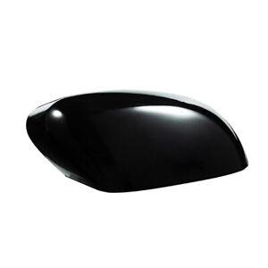 Fit Ford Focus MK2/MK3 Right Rear View Mirror Cover Gloss Black BM51-17K746-AA