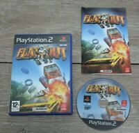Sony Playstation PS2 - Flatout - PAL