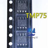 5PCS TMP75AIDR TMP75 Digital Temperature Sensor SOP8 new
