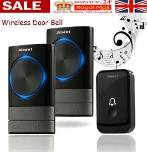Wireless Doorbell Range Door Bells Waterproof Doorbell Cordless Doorbell Home